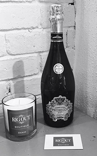 Rig Out, noson Prosecco